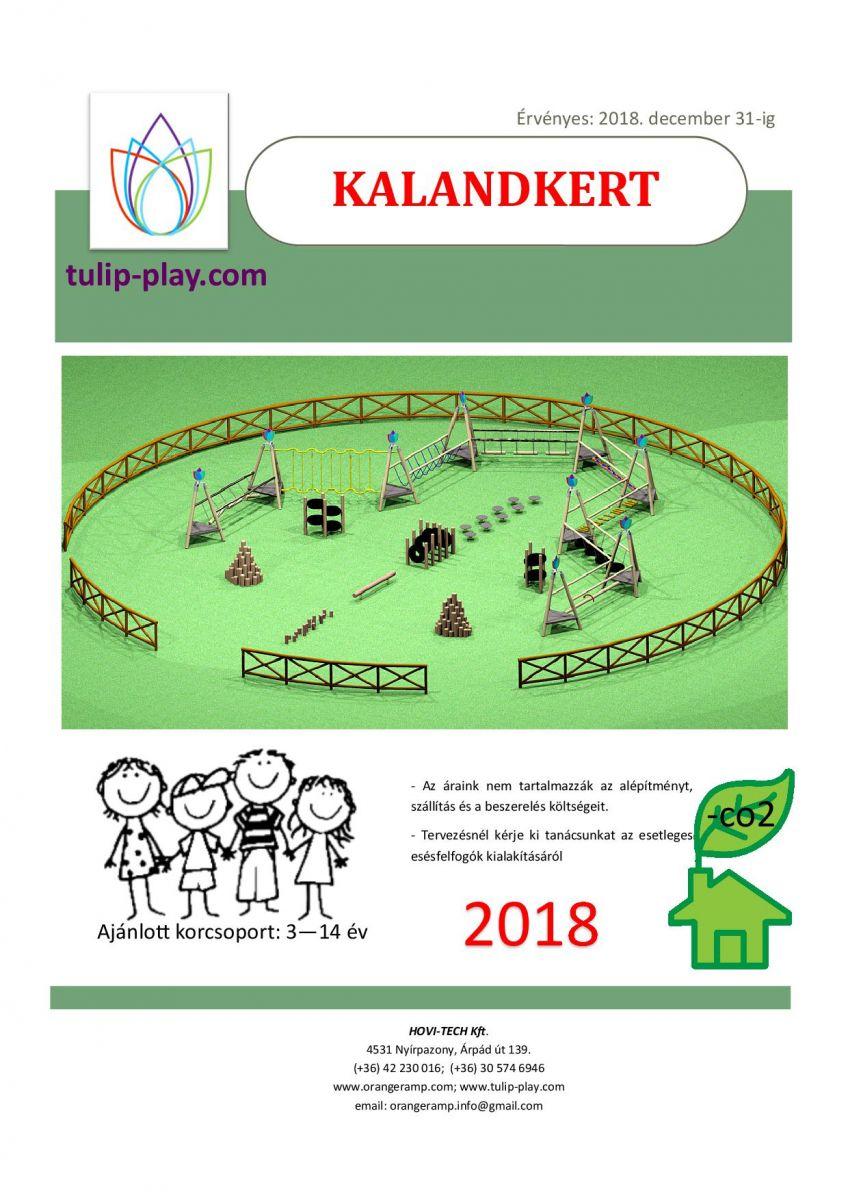 Tulip-play Kalandkertek